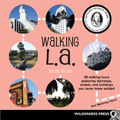 "Books about Los Angeles: ""Walking L.A."""