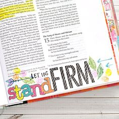 Did you check out @heathergw article on standing firm (illustratedfaith.com) I love the visual she lays out - so much truth!! #illustratedfaith #if_brave
