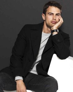 Ello there. I'm Theo James. My best friend is Maddie. I'm from England 19 and single