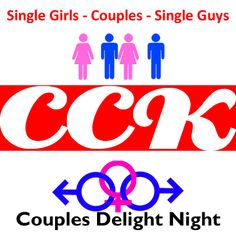 Couples delight night - where the couples mingle with the single. Girl Couple, Night Couple, Swinging Life Style, Swingers Clubs, Hot Couples, Single Men, Guys And Girls, Growing Up, Wednesday