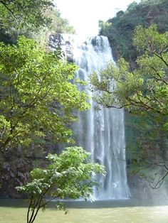 alto Santo Rosa, Salto Puxa Nervos, Cânion Guartelá, Arroio Ingrata na cidade de Tibagi - Paraná.