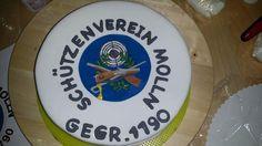 Schützenverein Fondant Cakes, Birthday