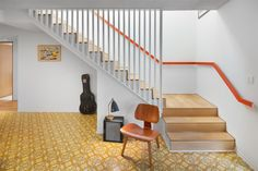 Venice Remodel - Midcentury - Staircase - Los Angeles - by OKB Architecture