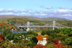 Mid Hudson Bridge Fall 2014