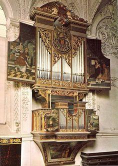 Innsbruck, Hofkirche (Ebert-Orgel) – Organ index, die freie Orgeldatenbank