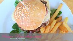 Burger-Buns Beste Burger, Burger Buns, Hamburger, Ethnic Recipes, Food, Homemade, Food Food, Hamburger Buns, Meal