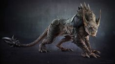 beast, Tiago Oliveira in Showcase of 50 Stunning 3D Characters