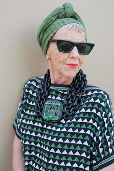 Ari Seth Cohen takes Advanced Style to the streets of Sydney and Melbourne - Vogue Australia
