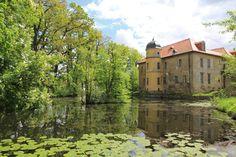 Schloss Berbisdorf in Sachsen (Familie von Decken, Freiherren von Spörcken)