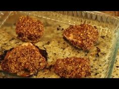 Diabetic Corn Flake Oven-Fried Chicken : Diabetic Recipes - YouTube