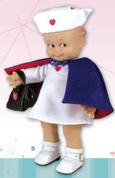 nurse kewpie dolls - Bing Images