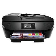 HP OfficeJet 5743 All-in-One Wireless Printer with Mobile Printing, includes 2 years of Instant Ink - Electronics and Accessories Lists Products Printer Types, Hp Printer, Photo Printer, Printer Scanner, Inkjet Printer, Base Mobile, Wireless Printer, Best Printers, Hp Officejet