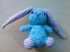 (Easter) Bunny!  •  Free tutorial with pictures on how to make rabbit plushie in under 60 minutes