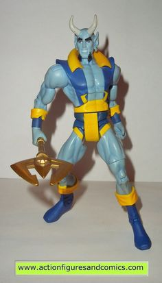 mattel toys action figures for sale to buy: DC UNIVERSE Classics 2009 BLUE DEVIL - wave 13 trigon series 100% COMPLETE Condition: Excellent - collector worthy display piece Figure size: 6 inches -----