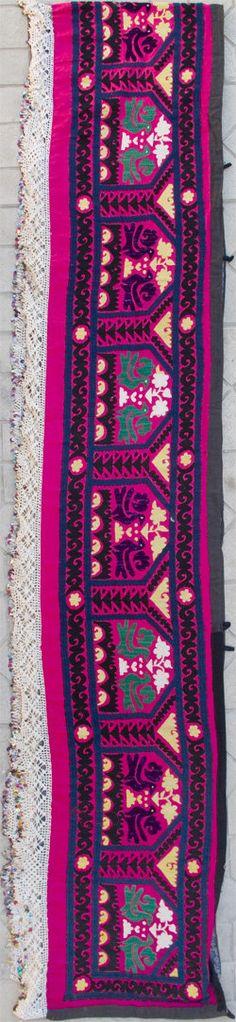 Suzani Folk Art Textiles For Interior Design & by SilkRoadCaravans, $120.00