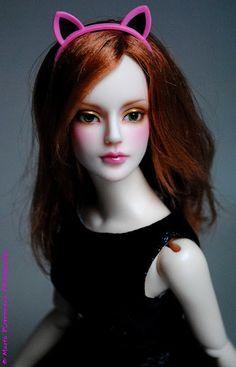 Ultimate Sydney BJD - photo by The Doll Whisperer