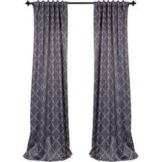 Seville Blackout Curtain Panel