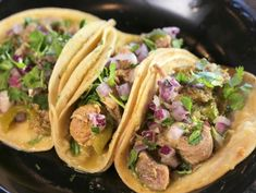 Triple D's Green Chile (Chile Verde) Recipe from Food Network Burger Recipes, Mexican Food Recipes, Dinner Recipes, Ethnic Recipes, Mexican Cooking, Mexican Dishes, Pork Recipes, Yummy Recipes, Green Chile Burger Recipe