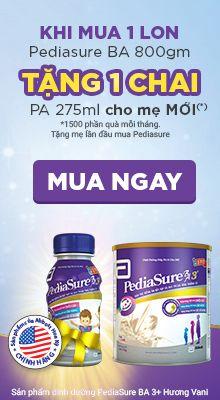 Pediasure chính hãng Vietnam - Mua hàng online tốt nhất Pediasure chính hãng tại www.lazada.vn.