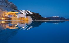 featured posts image for A hidden refuge in the cliffs of Santorini