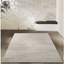 Melbourne Green Rug Luxury Reversible Hand Woven With Pebble Like Texture And Design