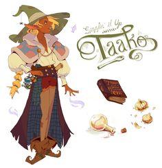 Taako// The Adventure Zone