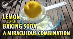Baking Soda And Lemon: A Miraculous Combination http://ift.tt/2x1fsBJ