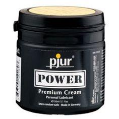 Descuento especial en nuestro sexshop: PJUR POWER CREMA LUBRICANTE PERSONAL 150 ML  en exclusiva en nuestra tienda, mas información : https://andorsex.com/es/base-de-agua/4273-pjur-power-crema-lubricante-personal-150-ml.html