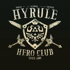 Join the club! . #nintendo #sectorn #thelegendofzelda #hyrule #hylian #herooftime #powerwisdomcourage #Trifuerza #triforce #link #zelda #nintendofan #nintendero #videojuegos #videogames By ALECXPS