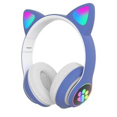 Product Description: Brand Name: QearFun Style: Headphone Certification: none Vocalism Principle: Dynamic Control Button: Yes Active Noise-Cancellation: Yes Communication: Wireless + Wired Volume Control: Yes Sensitivity: 110dB Wireless Type: Bluetooth Is wireless: Yes Function: for Video Game Function: Common Headphone Function: For Mobile Phone Function: HiFi Headphone Function: Sport Function: Kids' Headphones Package List: Charging Cable Package List: Detachable Audio Cable Impedance Range: Wireless Headphones With Mic, Kids Headphones, Headphone With Mic, Noise Cancelling Headphones, Wireless Headset, Gaming Headset, Cat Ear Headset, Luz Flash, Tv Samsung