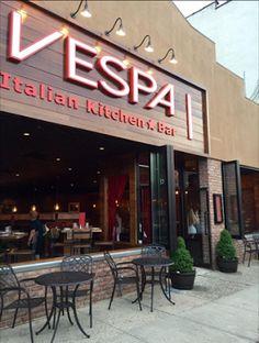 Vespa Italian Kitchen & Bar - Live at Five on Main