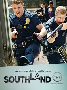 Southland. I'll admit that I initially started watching this show because Ryan from the OC was in it (lol), but it's actually really good. Better even, now that they've moved from NBC to TNT.