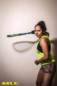 Valeria Centellas - Campeona del mundo de Ráquetbol