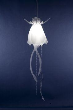 Unusual Pendant Lamps Inspired By Medusas
