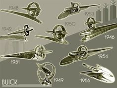 Hood ornament identification guide, if it ain't here, don't ask me. I don't know