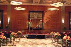 Leonesa Ballroom Wedding Ceremony