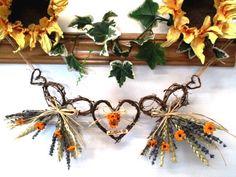 Midsummer Harvest garland to celebrate Litha and the summer Solstice. Rowan Duxbury Original Design.