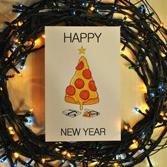 Diy Christmas Cards, Christmas Art, Xmas, Cute Cards, Diy Cards, Dad Birthday Card, Nouvel An, New Year Card, Perler Beads