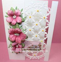 Heartfelt Creations Classic Petunia   Stamping With Guneaux Designs