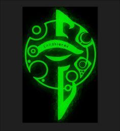 Enlightened Ingress - Fabrily #ingress #enlightened t-shirt raising funds for www.unravelandunwind.co.uk