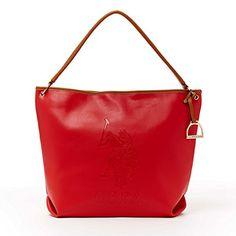 SALE PRICE  28.5 - US Polo Assn. Womens Handbags Kingston Hobo Shoulder Bag  (See a97a442d6f65a