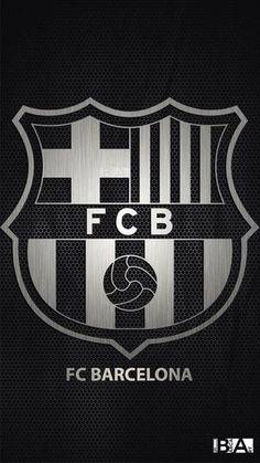 Barcelona logo black and white wallpaper Barcelona Team, Barcelona E Real Madrid, Barcelona Futbol Club, Cr7 Messi, Messi Soccer, Neymar Jr, Fc Barcelona Wallpapers, Lionel Messi Wallpapers, Fcb Wallpapers