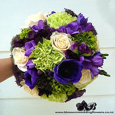 love green and purple!