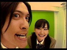 Tomoya Nagase and Yui Aragaki in My Boss, My Hero