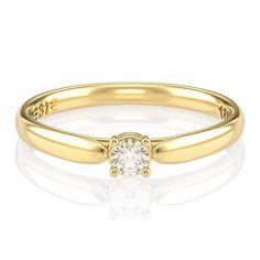 Uma maneira de tentar compreender o gosto de sua futura noiva em relação ao anel de noivado é entender qual é o estilo que a descreve. Aquilo que ela veste