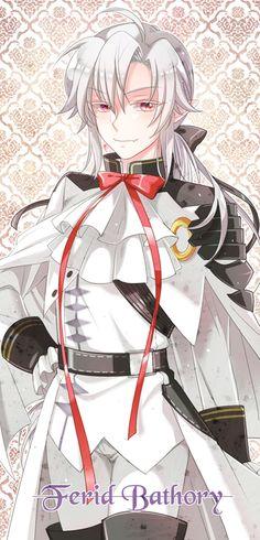 Ferid Bathory Owari no Seraph / Seraph of the End #anime