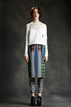 Clover Canyon | Fall 2014 Ready-to-Wear Collection | Style.com [ Deepa Gurnani #DeepaPins #DeepaGurnani ]