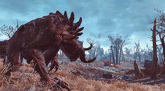 deathclaw companions would be so cool Fallout 4 Mods, Fallout Art, Fallout New Vegas, Vault Tec, Fall Out 4, Otaku, Fan Art, Creature Concept, Arte Pop