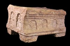 The Magdala Stone, found in Israel, is forcing scholars to revisit ideas about synagogues and their relationship to the Second Temple around the dawn of Christianity.