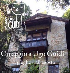 Omaggio a Ugo Guidi nella Studio Simi, Sabato 23 luglio si inaugura la stagione estiva dello Studio Simi a Scala di Stazzema (Lucca) con una nuova disposizione delle opere ed alcuni inediti...